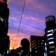 新橋、18:00